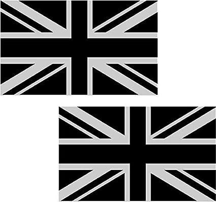 """Decal England Flag /""""3x4/"""" England Sticker"""