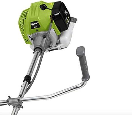 ITOOLS - Desbrozadora térmica (43 cc, 2 tiempos, hoja de 255 mm ...