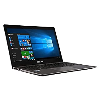 ASUS ZenBook UX303UB 13.3-Inch QHD+ Touchscreen Laptop (Intel Core i7, 12 GB RAM, 512 GB SSD, Windows 10 (64 bit)) (Certified Refurbished)