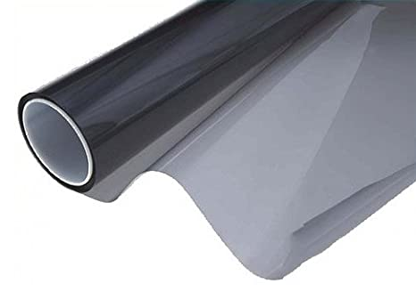 Smoke Tinted Window Film Ultra Light Privacy Tint 50% up to 152 cm