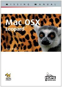 Mac OS X Leopard (Hops-Missing manual)