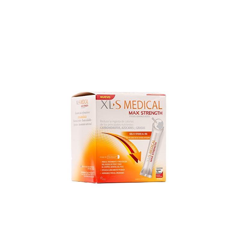 XLS Medical Extra Strong Sticks (Box of 60 Sticks ...