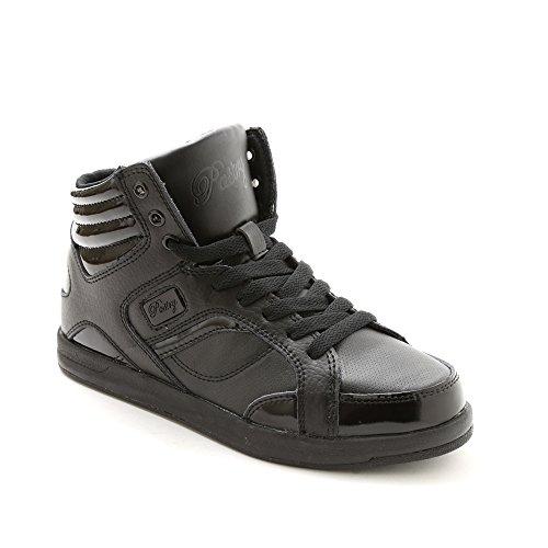 Pastry Unisex Sweet Court Sneaker, Black 8