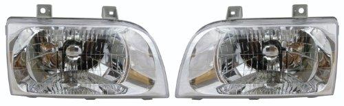 Kia Sportage Headlamp Headlight - 9