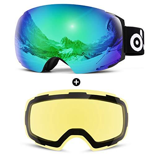 Odoland Magnetic Interchangeable Ski
