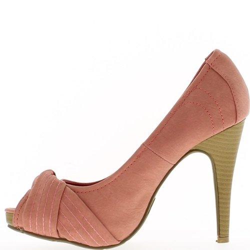 Zapatos grises formales Chaussmoi para mujer Clásico lI0jFv2LN