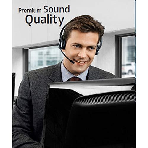 Sennheiser SD PRO2 - Deskphone Cordless Headset with Avaya EHS Adapter | Compatible Phones: 2420, 5420, 4610, 4610SW, 4620, 4620SW, 4621, 4621SW, 4622, 4622SW, 4625, 4625SW, 4630, 4630SW, 5610, 5620, by Sennheiser (Image #6)