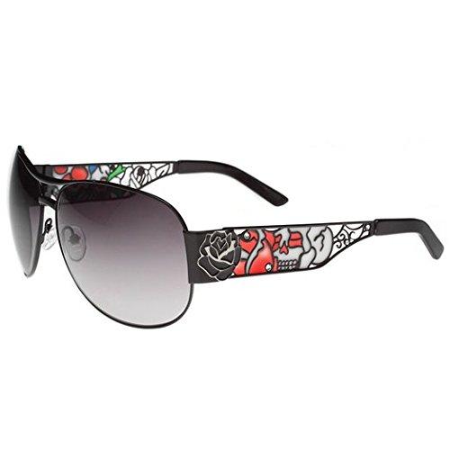 Ed Hardy EHT 902 Designers Sunglasses product image