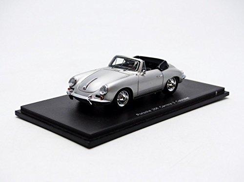 1/43 Porsche 356 Carrera 2 Cabriolet 1962 S4462