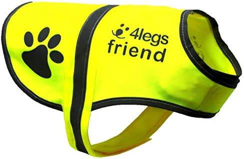 Safety Reflective Vest Sizes X Small product image