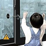 Refrigerator Lock with Keys, Mosunx No Drilling