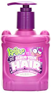 Kandoo 2-in-1 Shampoo and Conditioner, Funny Berry Scent, 8.4 Fluid Ounce