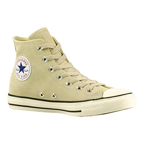 CONVERSE Schuhe Chucks CT All Star Hi Wild Leder Beige Creme Frayed Burlap Egret
