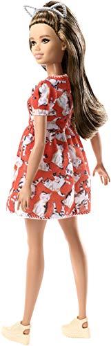 Barbie Meow Mix Doll -