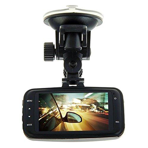 GetTen® New Full HD 1080p Car DVR Vehicle Camera Video Recorder Dash Cam G-sensor Hdmi Gs8000l Black Box