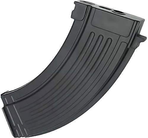 Evike King Arms 47 Style 110rds Mid-Cap Magazine for AK Series Airsoft AEG (Package: Single Magazine) ()