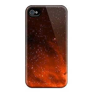Cute High Quality Iphone 6plus Orange Space Cases