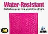 Designer Hot Pink Bubble mailers: ACME EZ-Pack