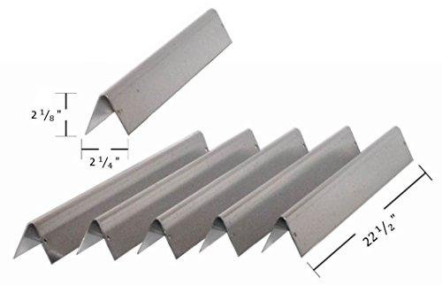 Weber 65903 5PK SS Flavorizer Bars /Gen Silver B/C