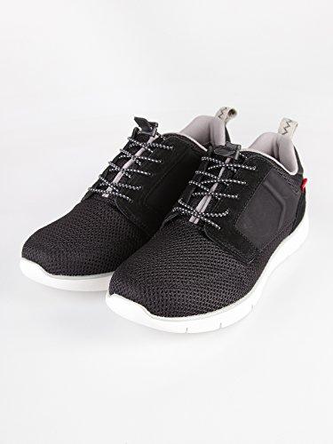 Homme Noir Levi's Baskets Pour Noir qEZCnUTywO