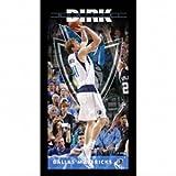 Steiner Sports NBA Dallas Mavericks Dirk Nowitzki