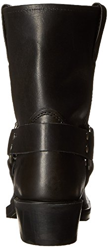Black Boot 8R FRYE Women's Harness 77455 It4xwgq