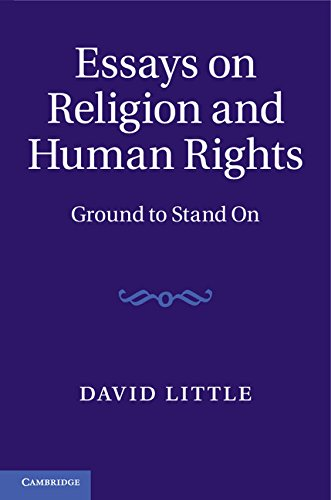 Download Essays on Religion and Human Rights: Ground to Stand On Pdf
