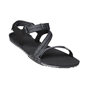Xero Shoes Barefoot-inspired Sport Sandals - Men's Z-Trail - Multi-Black 12 M US