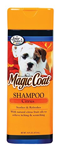Four Paws Organic Grooming Shampoo product image
