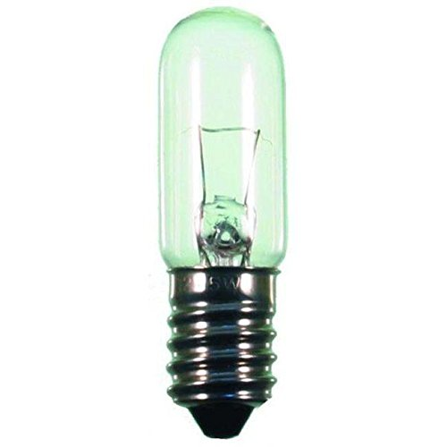 S+H Rö hrenlampe 16x54 mm Sockel E14 220-260 Volt 5-7 Watt Scharnberger 25886