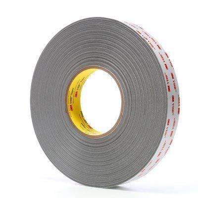 3M VHB Tape RP45 Gray 1-1/2 Inch x 36 Yard 45.0 Mil (1-Roll)