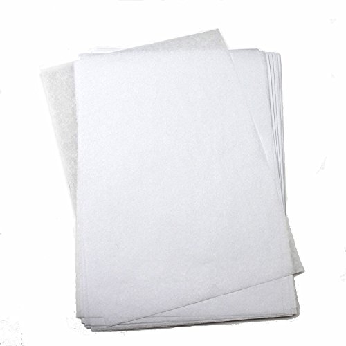 Tissue Paper for Invitations 3.5x5 - White