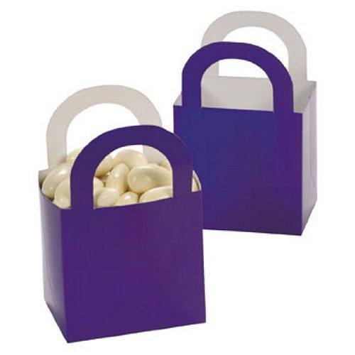 Mini Purple Gift Baskets (1 dz) (Types Of Gift Baskets)