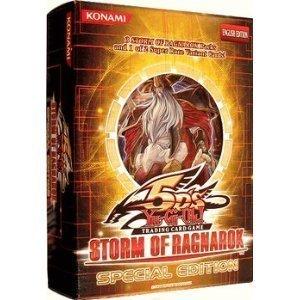 - YuGiOh 5Ds Storm of Ragnarok SE Special Edition Pack Random Promo Card
