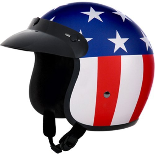 Small Shell Motorcycle Helmets - 9