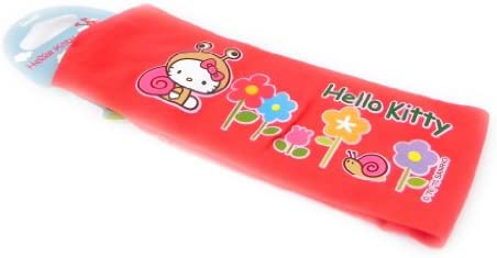 Con los ojos vendados Hello Kitty de color rojo.: Amazon.es: Belleza