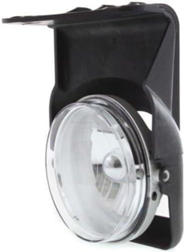 CPP Chrome Passenger Side Fog Light Trim for 06-09 Chevrolet Trailblazer GM1039106