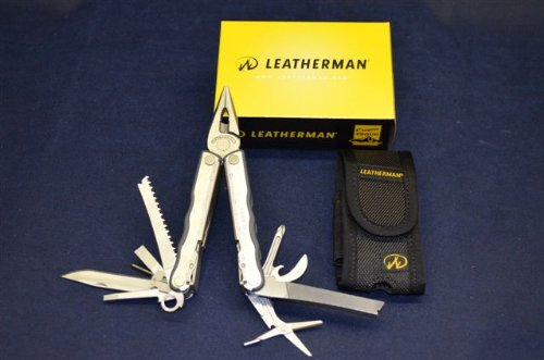 supplemental survival set includes leatherman blast multi tool