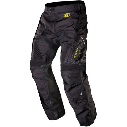 Klim Dakar Men's Motocross Motorcycle Pants - Black/Size 30