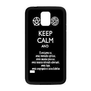 LeonardCustom Durable Protective Hard PC FittedDiy For SamSung Galaxy S5 Mini Case Cover Supernatural