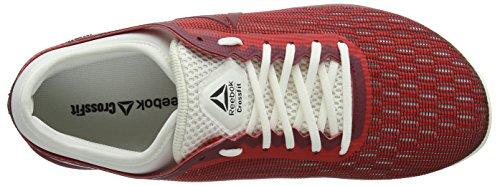 Da Crossfit urban Rosso Fitness 8 Reebok 0 Donna Maroon Nano chalk Scarpe black primal Red awSXdU