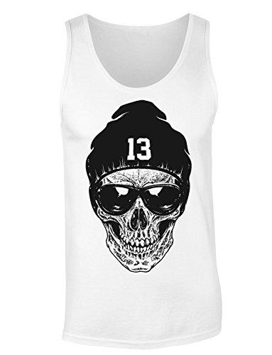Death Player No. 13 T-shirt senza maniche per Donne Shirt