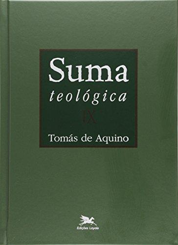 Suma Teolgica IX (Em Portuguese do Brasil)