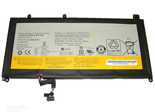 BNS 52Wh L12M4P62 Compatible Battery for Lenovo Ideapad U430, U430P Touch - 7.4V 52Whr 4 Cell ()