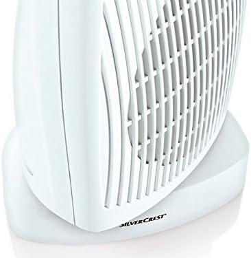 Silvercrest – Calefactor® shlf 2000 B2 para calor rápido y