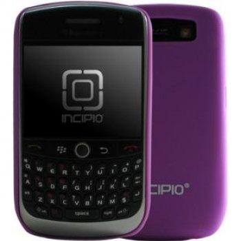 Incipio Technologies Feather Case for BlackBerry 8900 (Dark Purple)