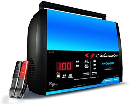 Schumacher Battery Charger 6//12V 2A Microprocessor Controlled Multi-Stage Charge