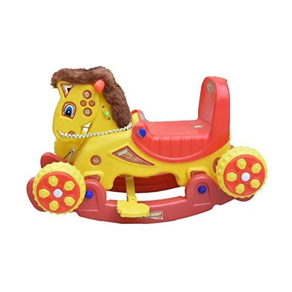 Bluday Horse 2 in 1 Horse Rocker