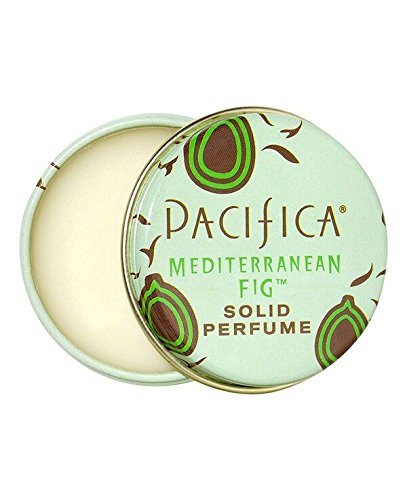 Pacifica Beauty Solid Perfume, Mediterranean Fig, 0.33 Ounce