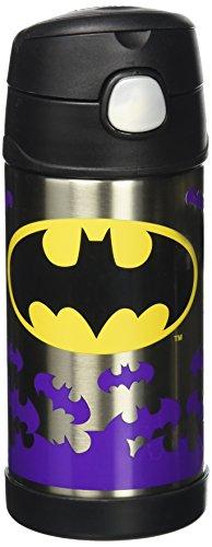 Thermos Funtainer Bottle Batman Purple